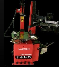 Powerful Auto Workshop Equipment , 1000mm 1.1KW Tyre Changer With Low Noise